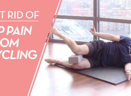 The #1 Exercise To Relieve Hip Pain From Cycling