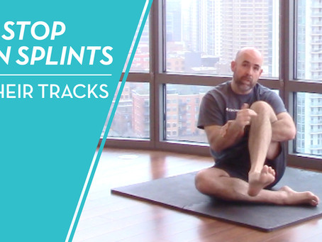 Get Rid Of Shin Splints Once and For All!