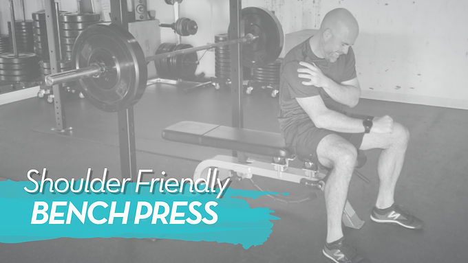 Save Your Shoulders With These 2 Bench Press Alternatives