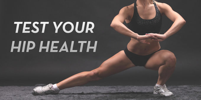 How To Test Your Hip Health