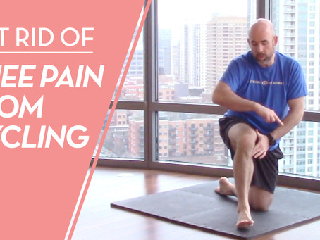 Exercises To Get Rid Of Knee Pain From Cycling