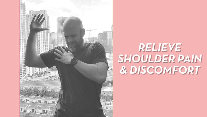 Relieve Shoulder Pain With This Sequence