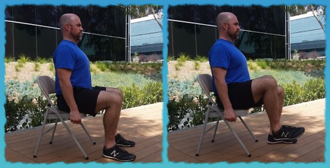 Anytime, Anywhere: Lower Body Mobility