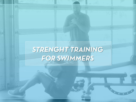 Strength Training Workout For Swimmers