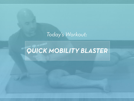 Quick At-Home Total Body Mobility Workout