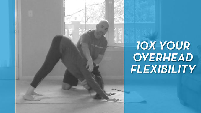 10x Your Overhead Flexibility With This