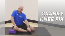 Relieve Knee Pain With This Exercise
