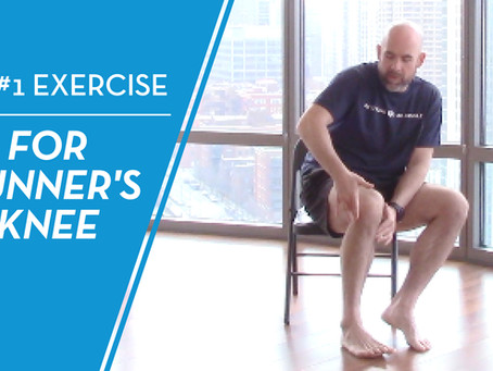 The #1 Exercise For Runner's Knee
