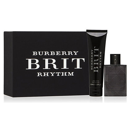 Burberry BRIT RHYTHM Mens Gift Set