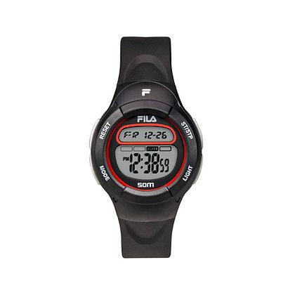 Fila Digital Collection Junior Quartz  Watch-Black (38-213-002)
