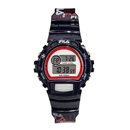 Fila Collection Digital Quart Watch-Navy (38-191-002)