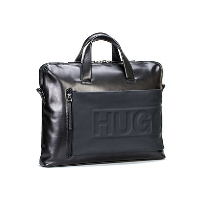 Hugo Boss HERO S Soft Leather Document Case