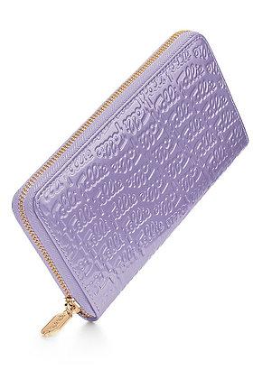Folli Follie : Logomania Wallet-Light Violet