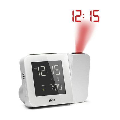 Braun Projection Clock : BNC015WH-RC