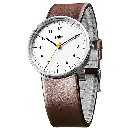 Braun Watch : BN0021WHBRG
