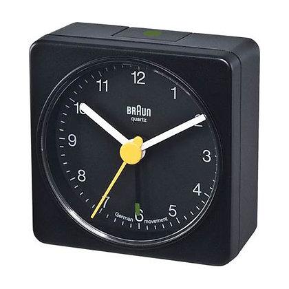 Braun Travel Clock : BNC002BKBK