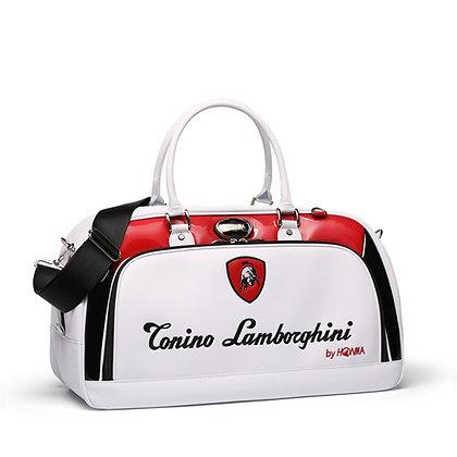 TONINO LAMBORGHINI : Boston bag (Red)