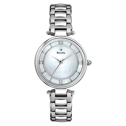 Bulova Global Ladies Watch