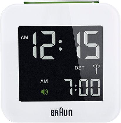 Braun Digial Travel Clock : BNC008WH