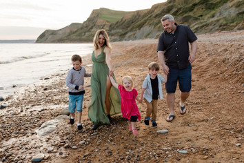 relaxed family photography hampshire