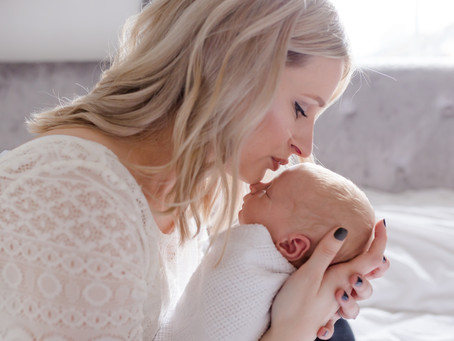 Welcome Oakley - Southampton Newborn Lifestyle at Home