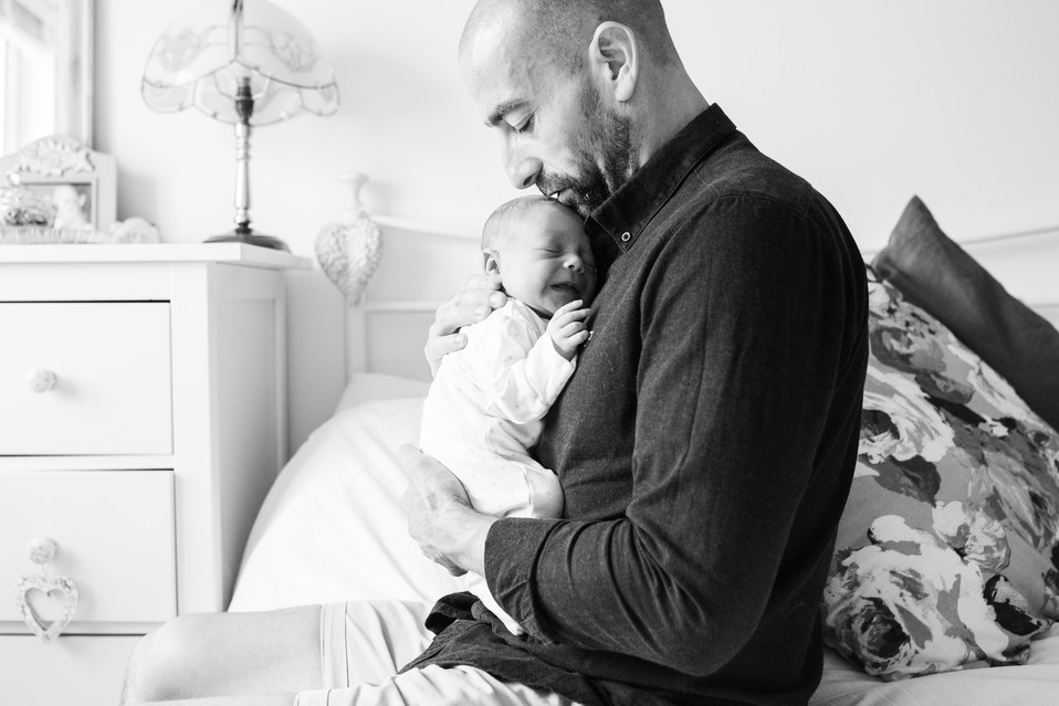 Newborn Lifestyle Photographer Southampton