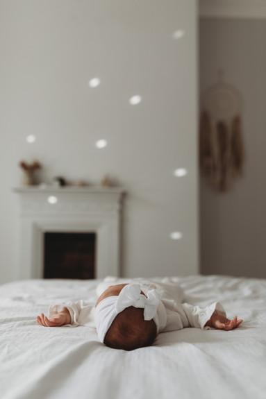 Relaxed Newborn Photographer Southampton