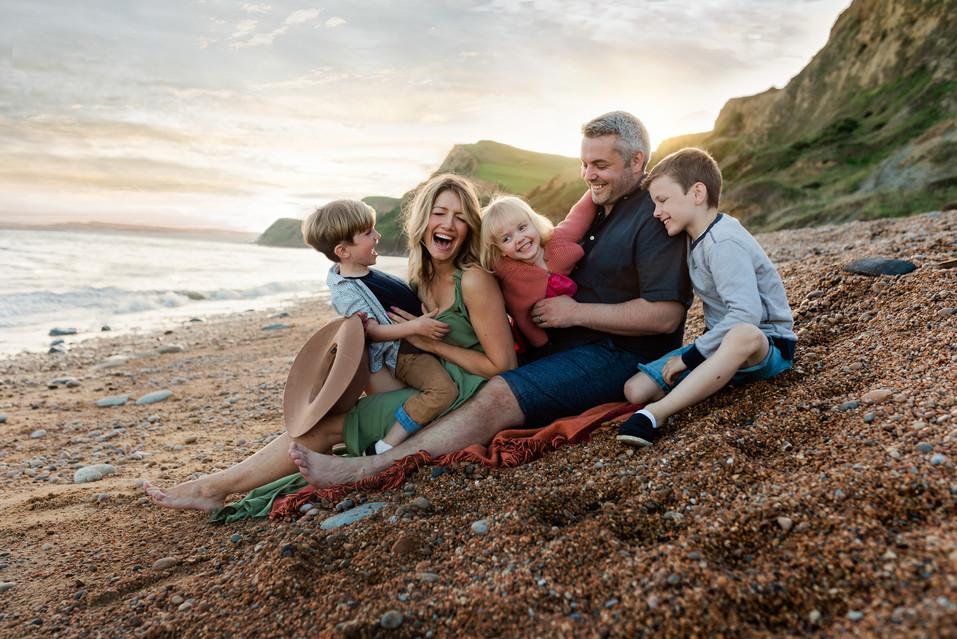 Family photographer hampshire