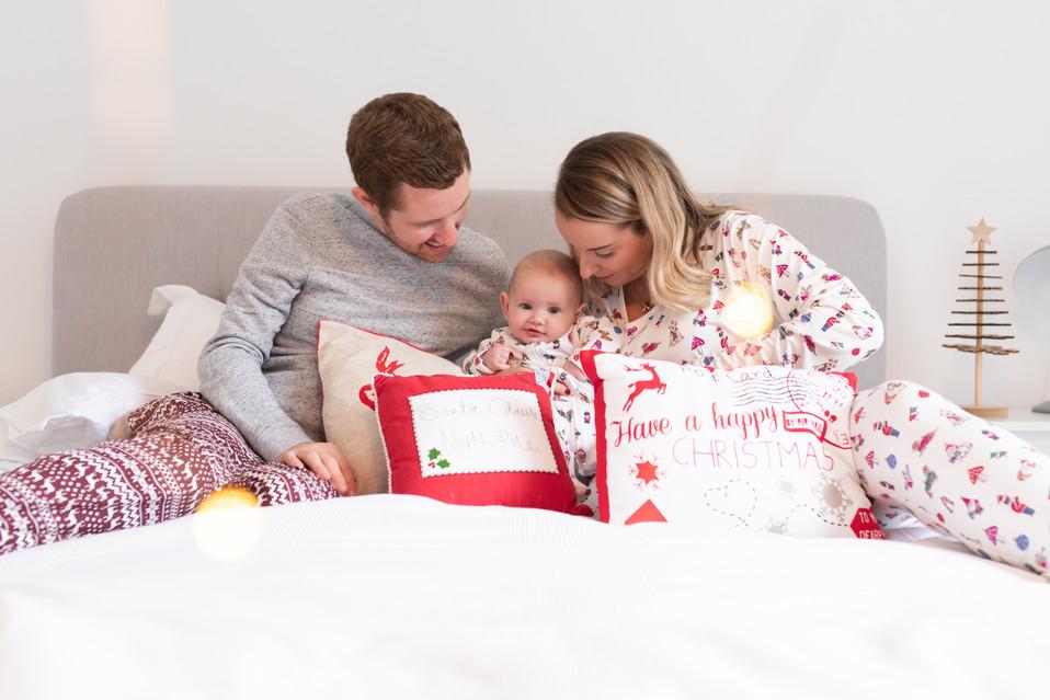 Christmas Family Photo Shoot Southampton