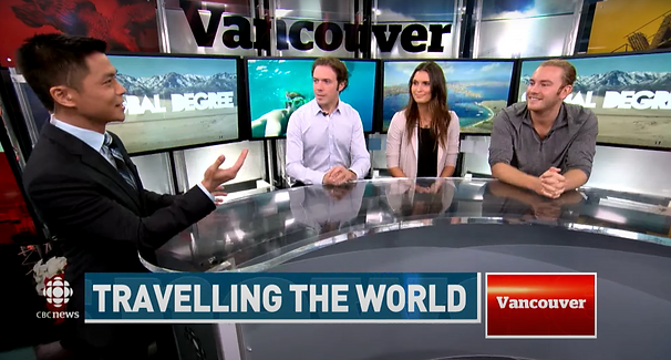 Mindful Media PR - Michael Graziano on CBC Television Global Degree