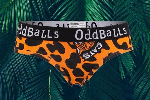 The Cats 7s OddBalls Women's Briefs