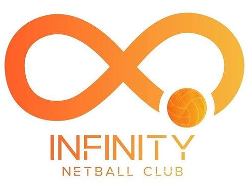 Infinity Netball Women's Athletic Short