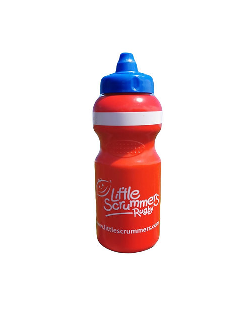 Little Scrummers Rugby Water Bottle