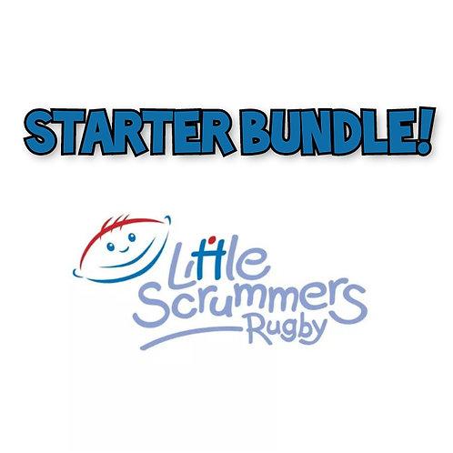 Little Scrummers Rugby Starter Bundle