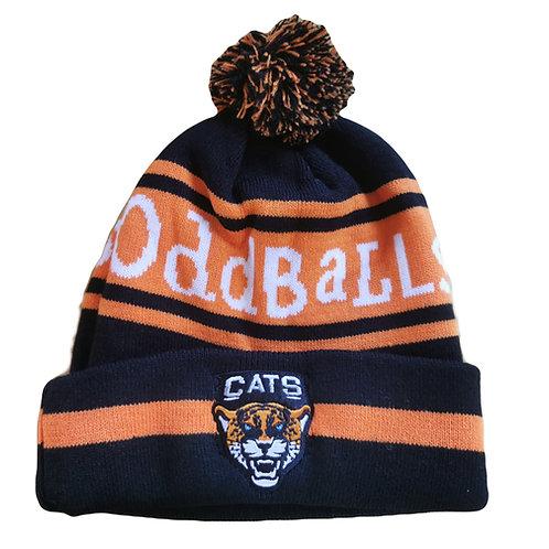 Cats 7s Oddball Obble Beanies
