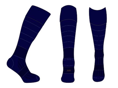 Burnham on Crouch RUFC Rugby Socks