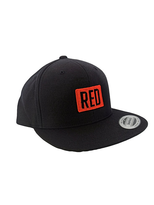 RED SNAPBACK