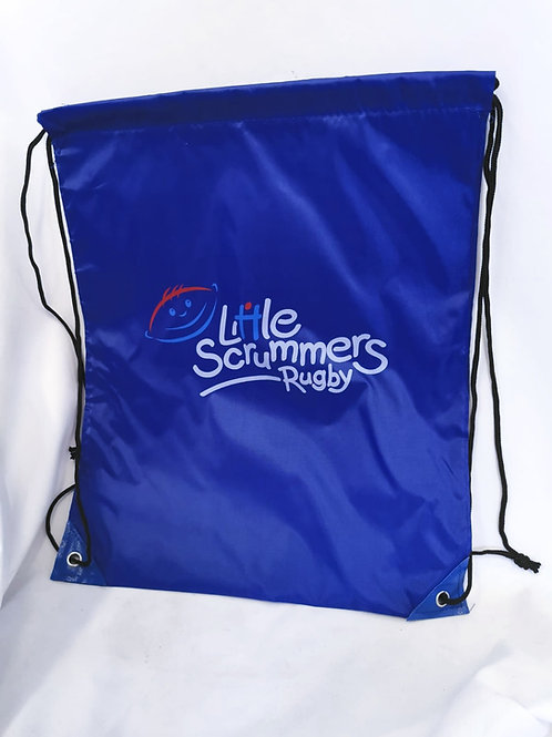 Little Scrummers Rugby Drawstring Bag