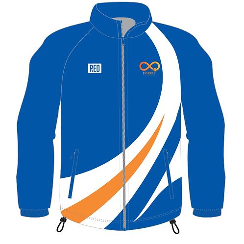 Inifinity Netball Club Showerproof Jacket- Women's