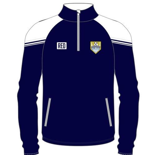 Chelmsford RFC Junior Unisex Mid Layer Quarter Zip