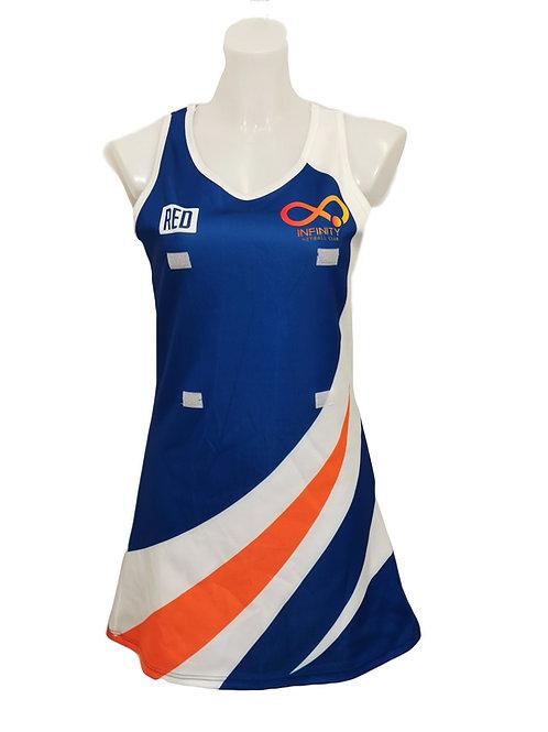 Infinity Netball - Racerback Netball Dress