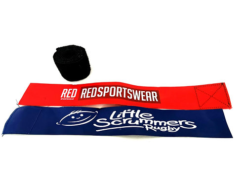 Little Scrummers Rugby Tag Belt