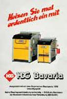 Catalogo HDG 1978