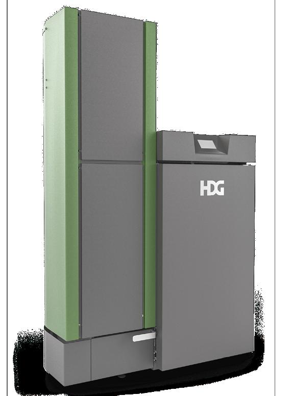 HDG K 10 - 15 - 21 - 26