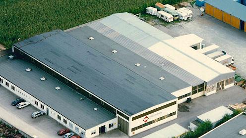 HDG Bavaria vista dall'alto 1981