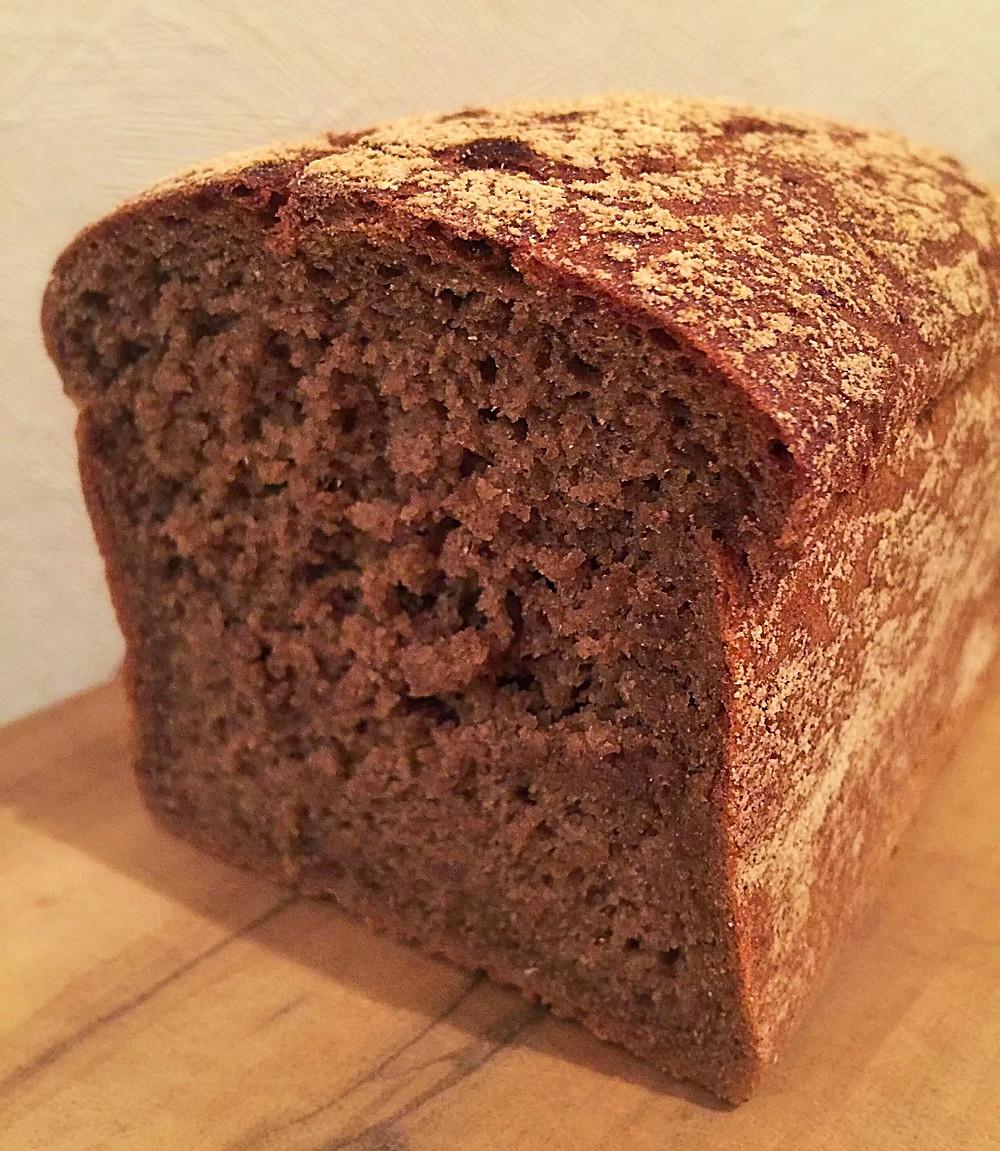 Roggenbrot (rye bread) @ Nomokemana