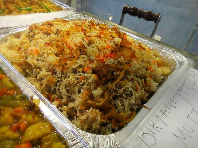 Mutton Biriyani / Pulao @ Khaabar Baari