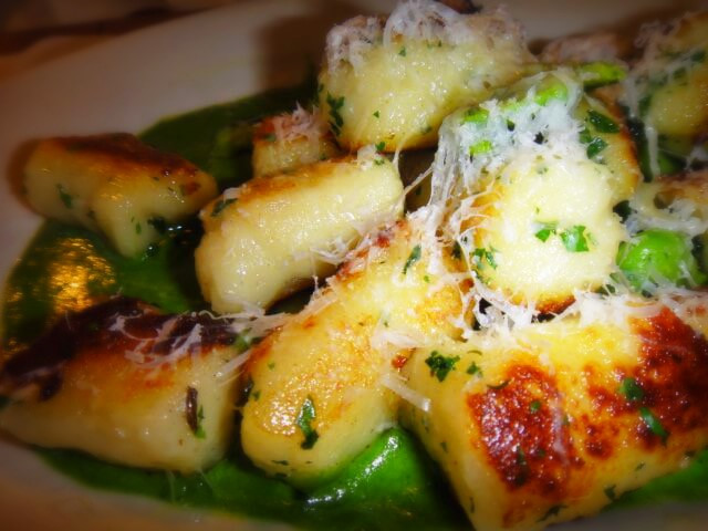 Crispy gnocchi @ Northern Spy Food Co.