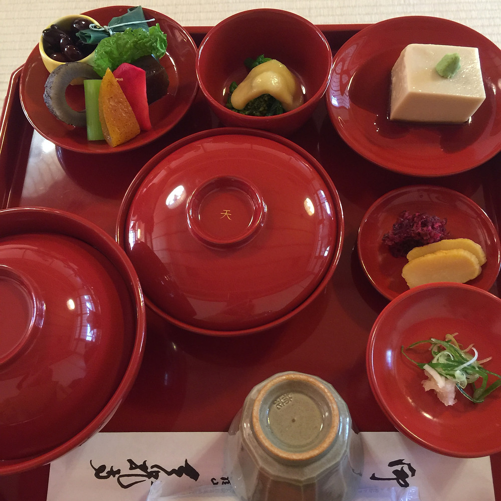 The Honzen Ryori Style