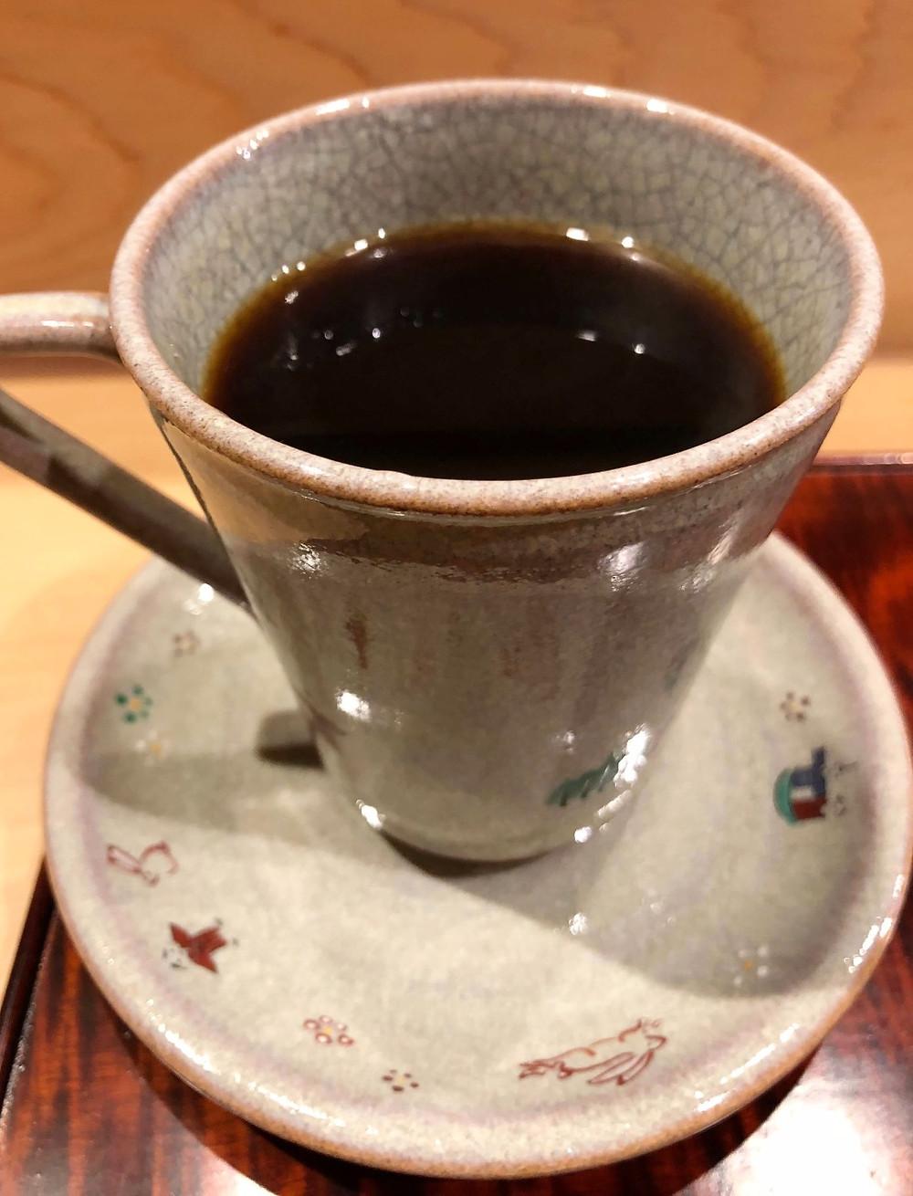 Coffee pairing @ Kashiya